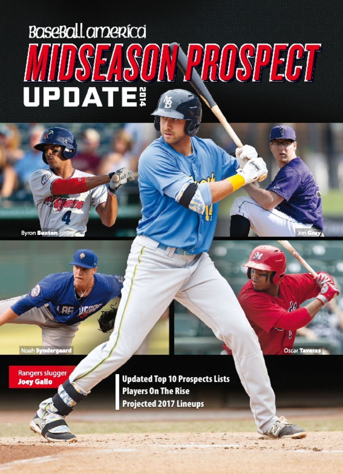 Baseball America Mid Season Prospect Guide Digital