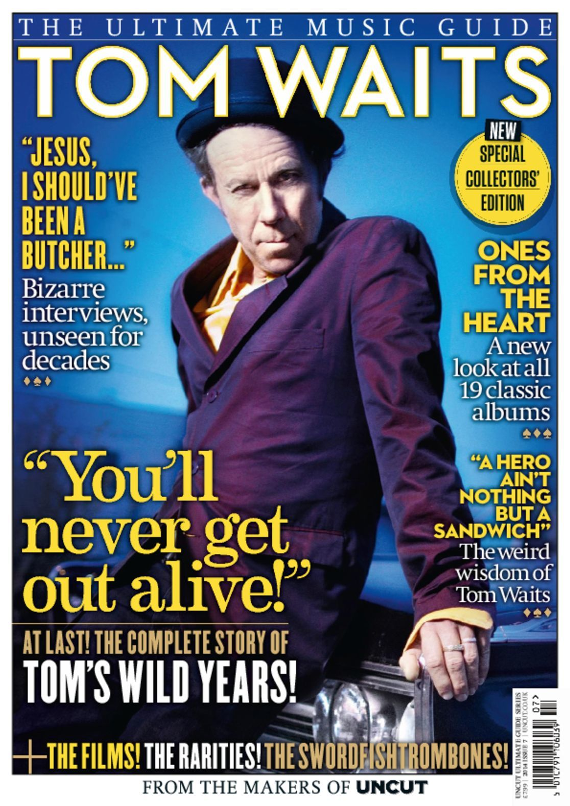 Tom Waits The Ultimate Music Guide Digital
