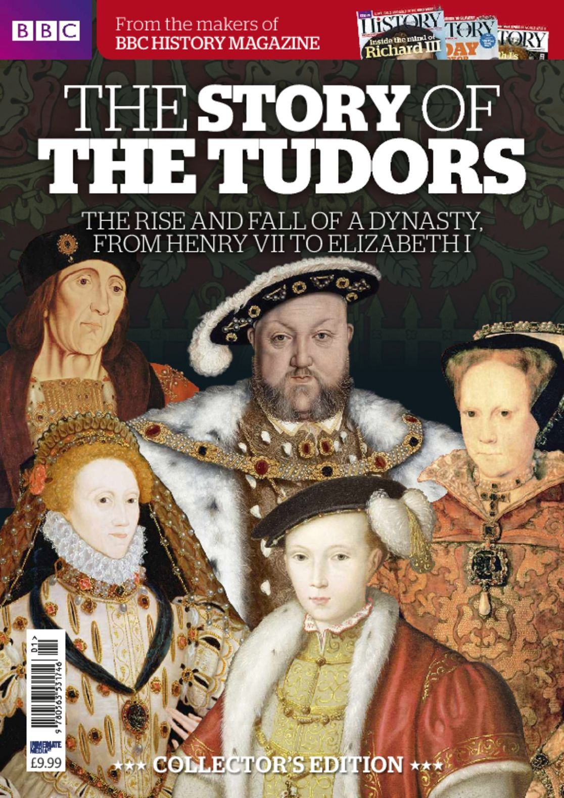 The Story of The Tudors from the makers of BBC History Digital
