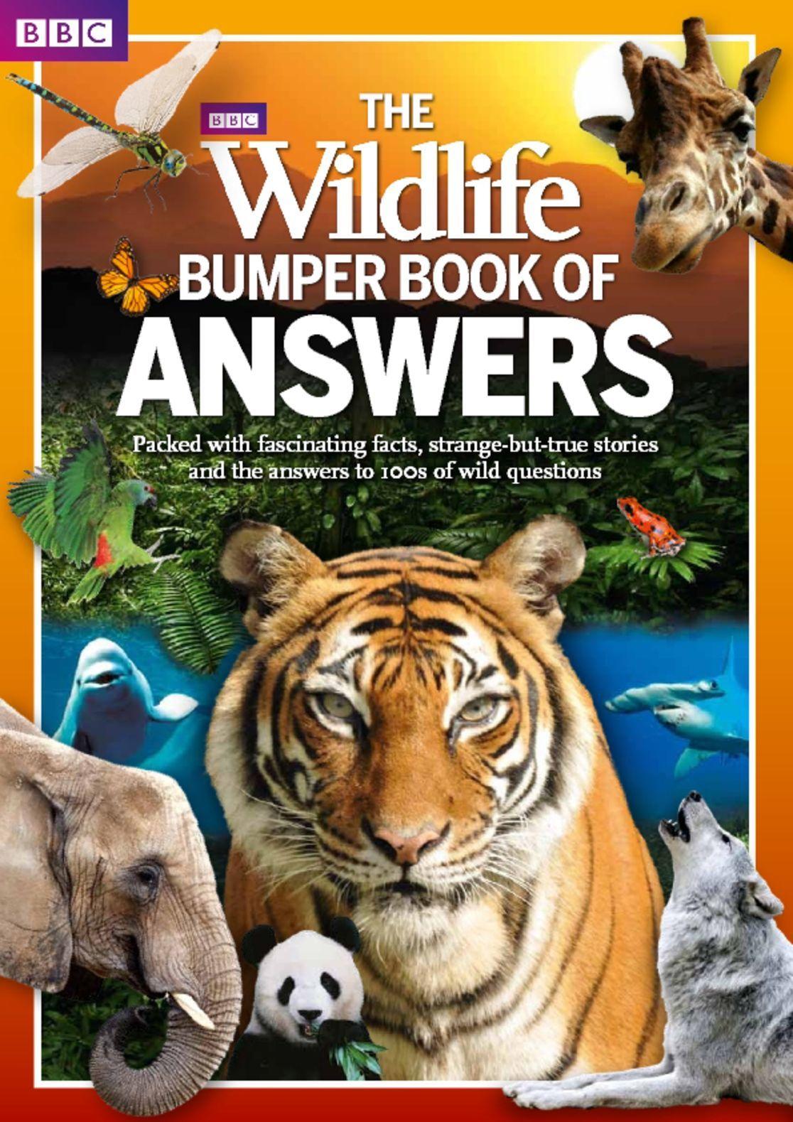 BBC Wildlife Bumper Book of Answers Digital