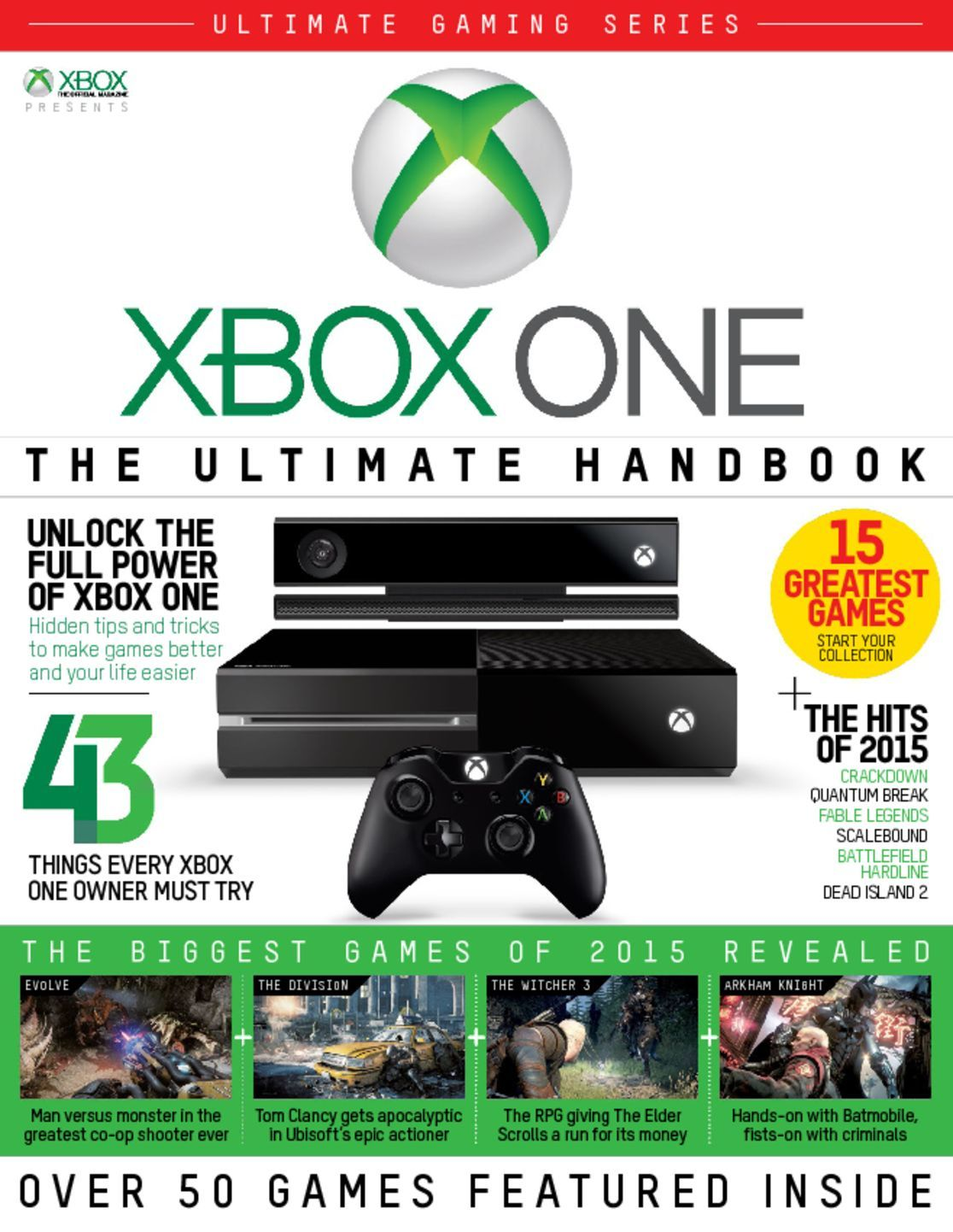 Xbox One: The Ultimate Handbook (Digital)