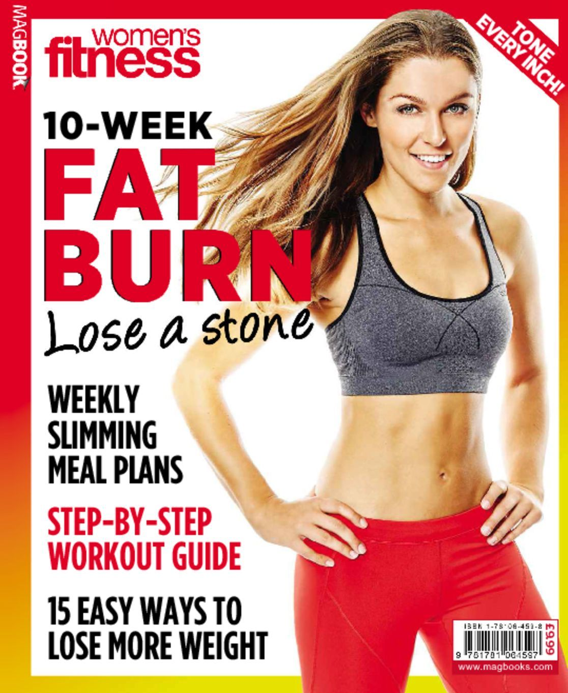 If you want to get your stomach flatter, you need to follow a healthy diet and exercise with the right frequency and intensity. 10-Week Flat Belly Guide shows you how to do just that, with every week consisting of meal plans that are varied and filling, as well as weekly workout schedules and cardio guidelines you can do anywhere and even adapt to suit your own schedule. Start today and work your way towards your new flat stomach!
