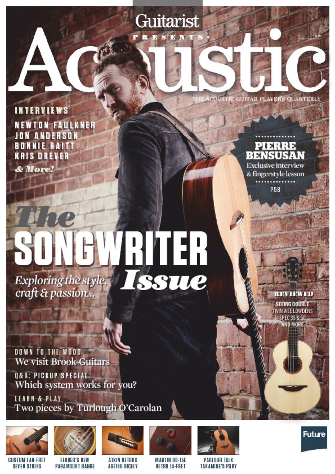 Acoustic Winter 2015 The Songwriter Issue Digital