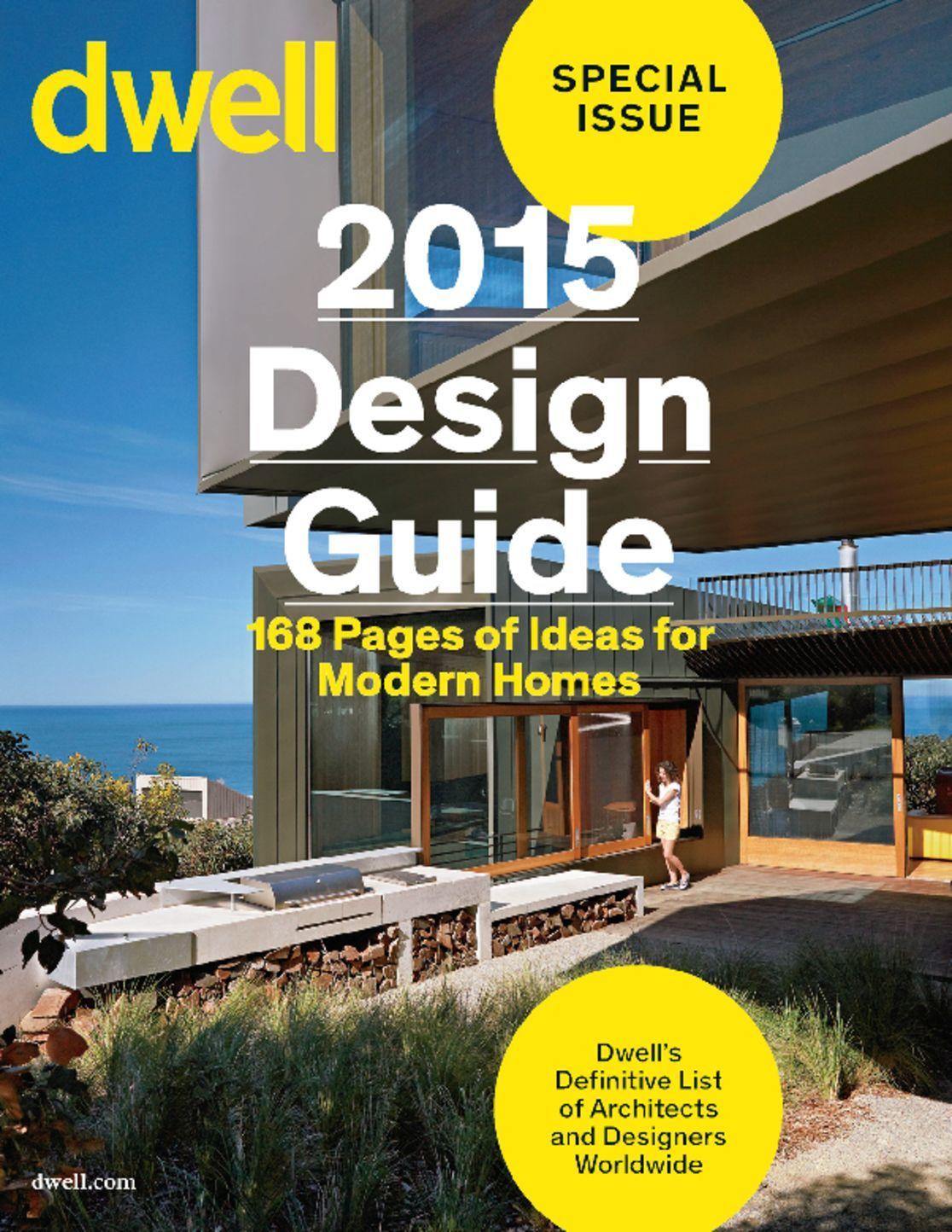 Dwell 2015 Design Guide Digital