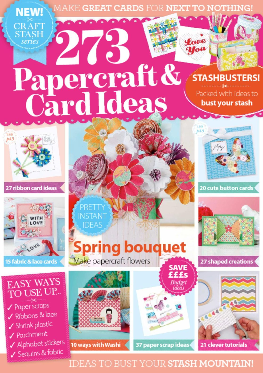 273 Papercraft Card Ideas Digital