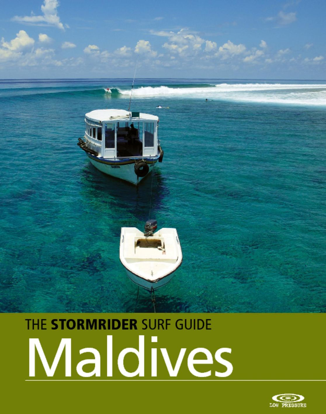 The Stormrider Surf Guide Maldives Digital