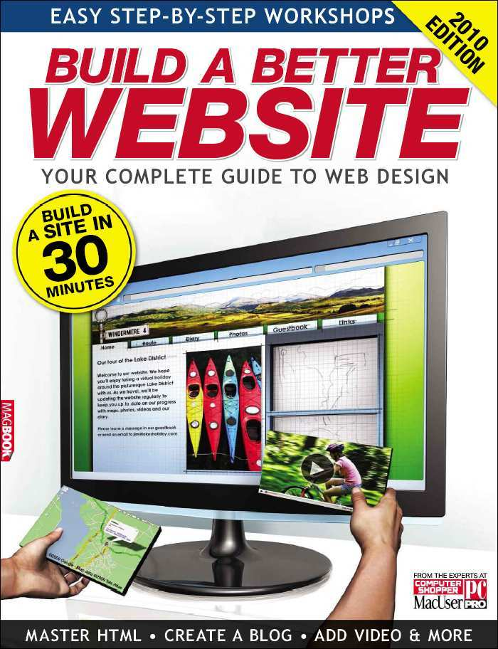 Build a Better Website Digital