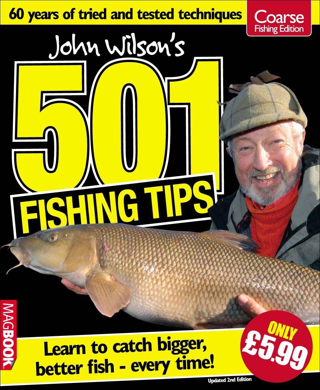 John Wilson's 501 Fishing Tips v.2 (Digital)