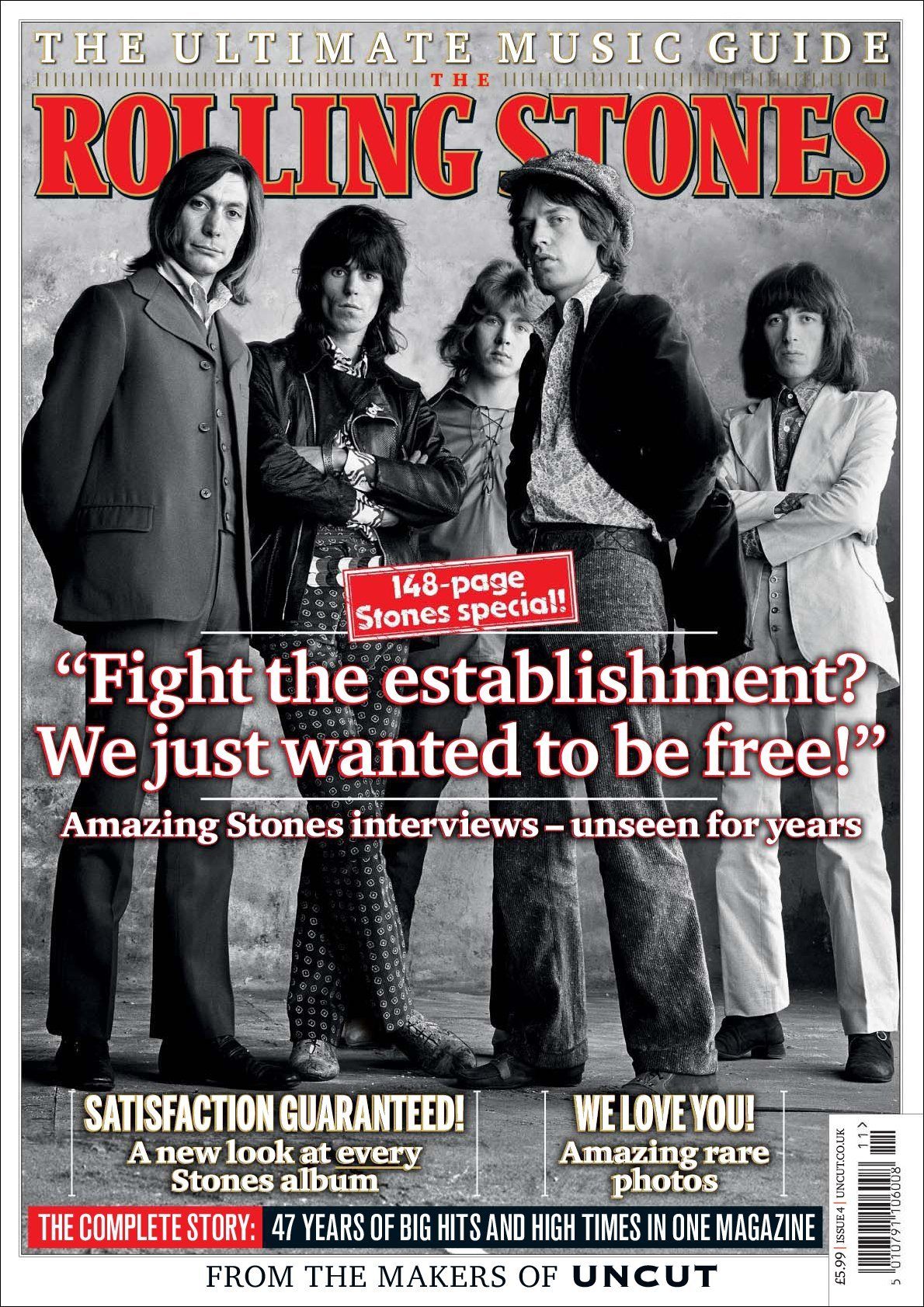 Uncut Ultimate Music Guide Rolling Stones Digital