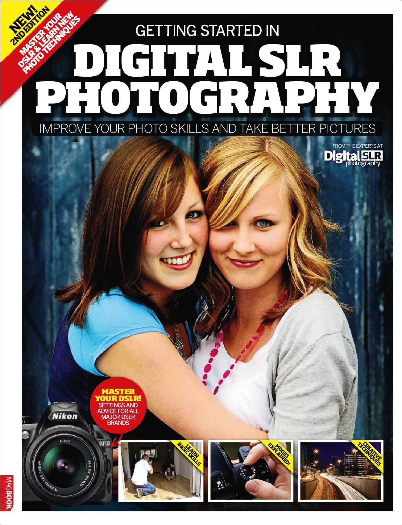Getting Started in Digital SLR Photography 2nd ed Digital