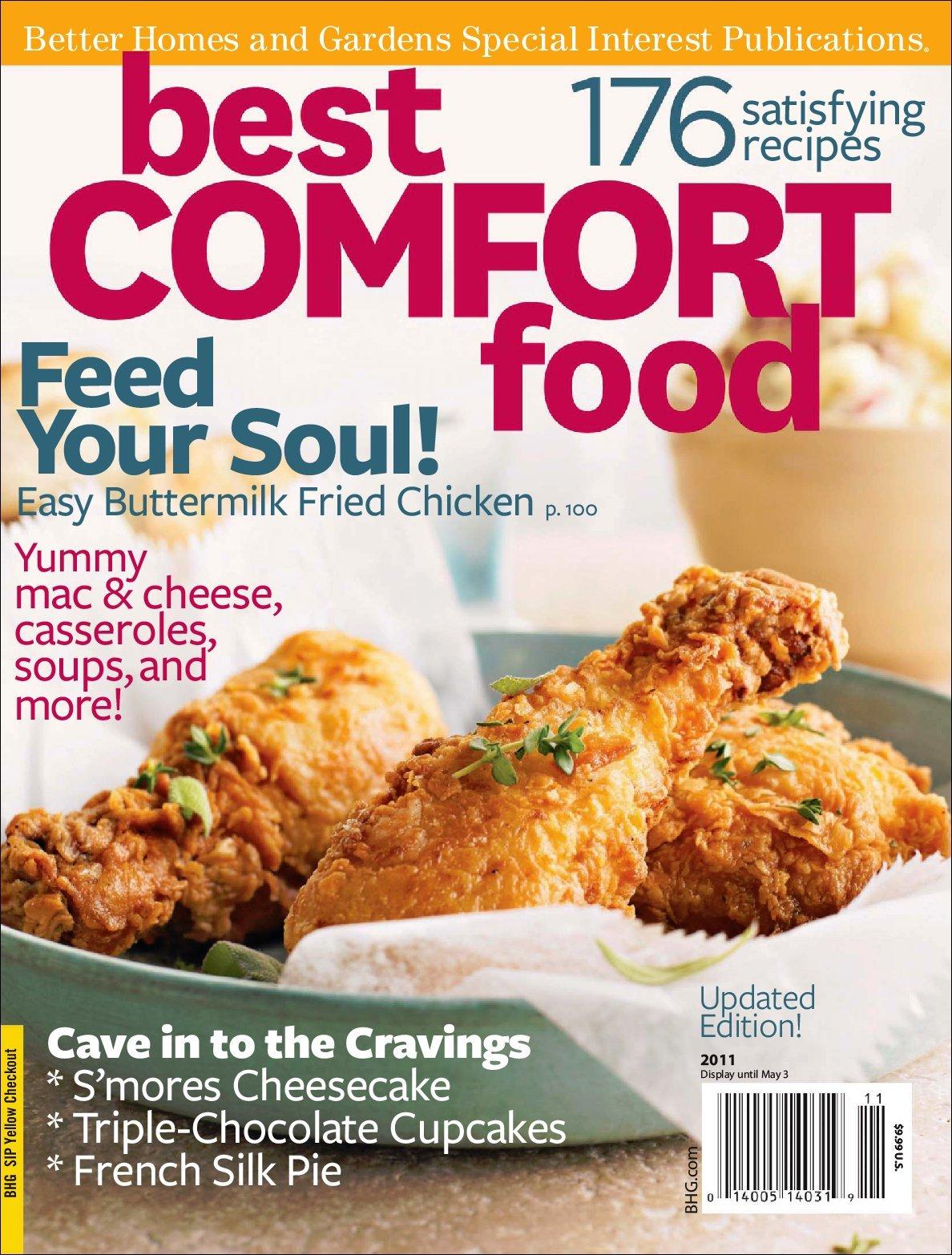 Best Comfort Food Digital