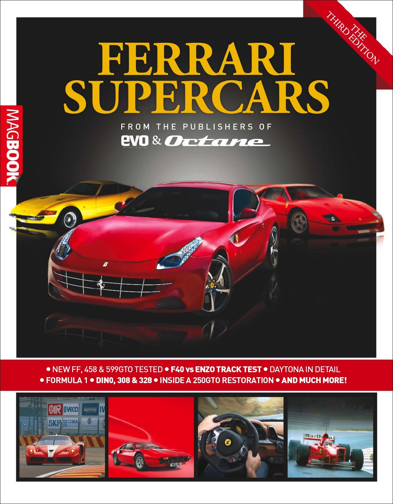Ferrari Supercars The Third Edition The Film Guide