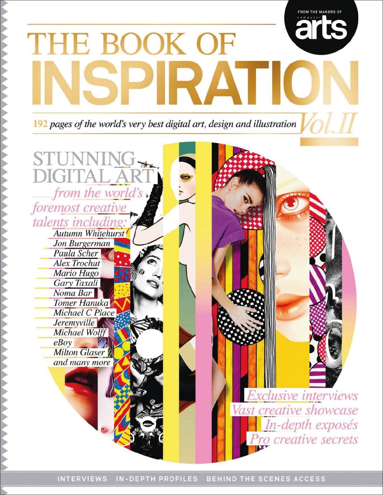 The Computer Arts Book of Inspiration Volume II Digital