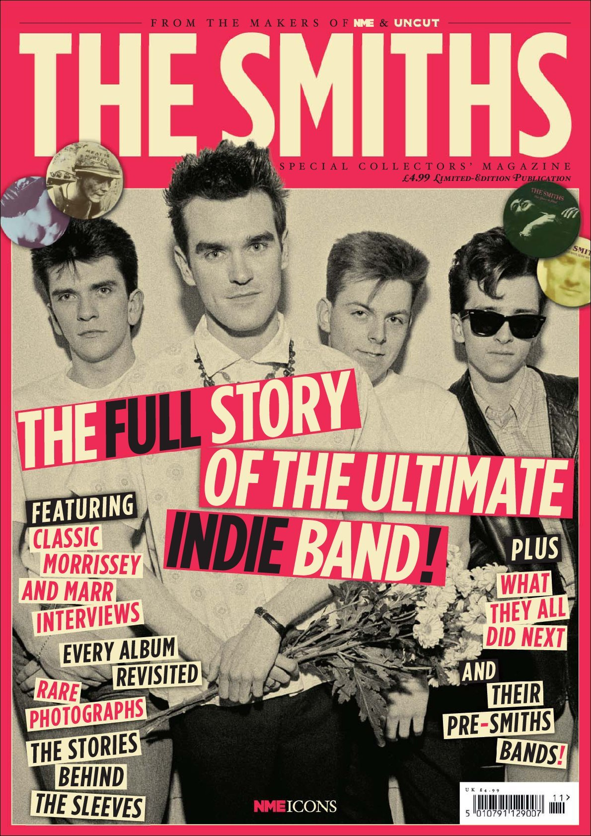 NME Icons The Smiths Digital