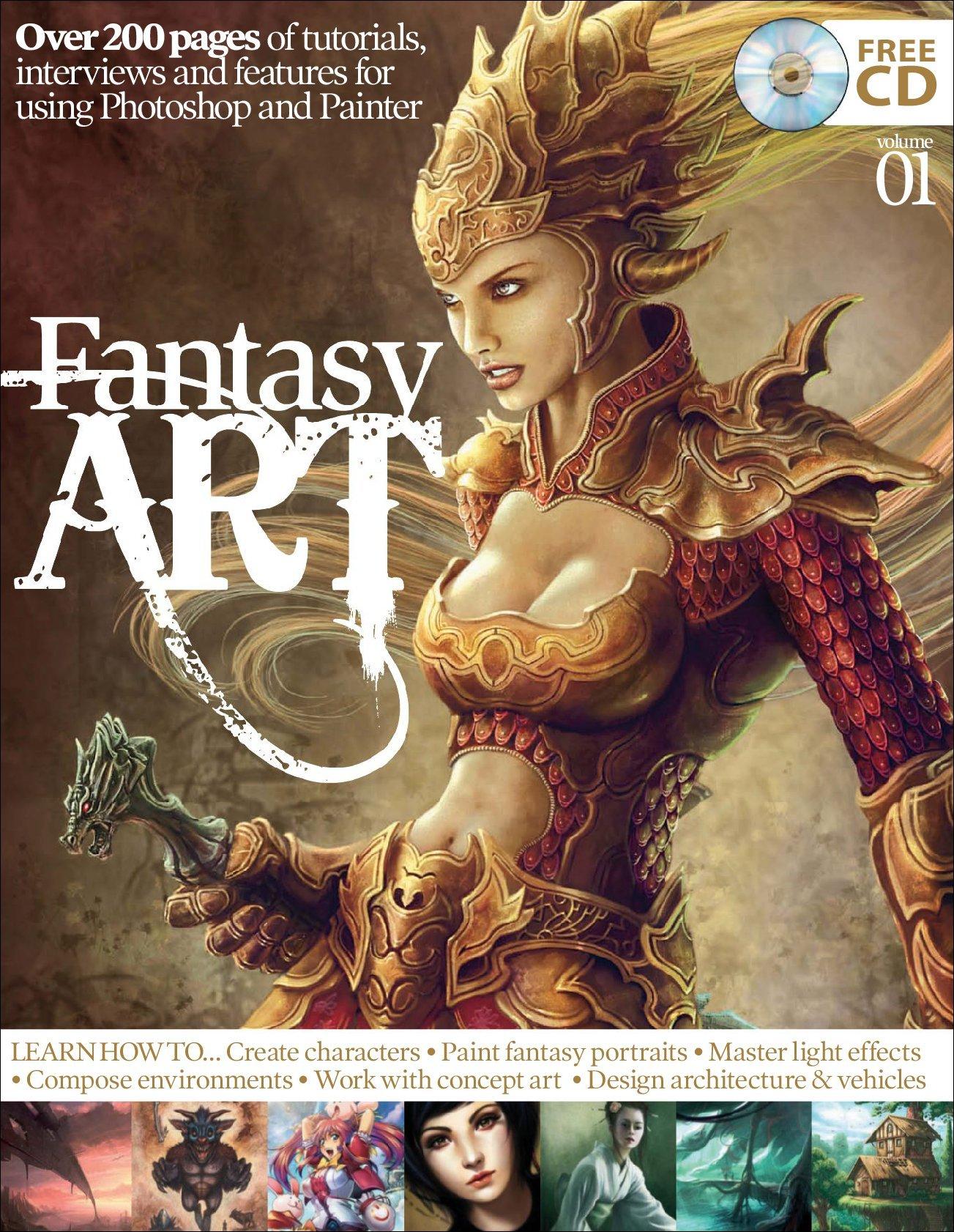 Fantasy Art Vol 1 Digital