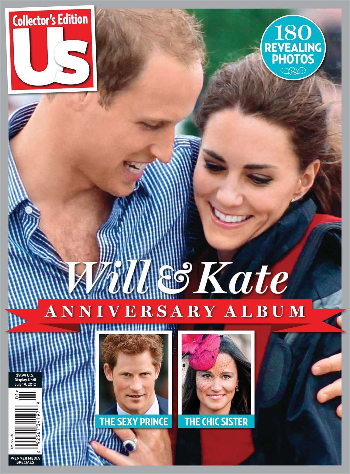 Us Special: Will & Kate Anniversary Album (Digital)