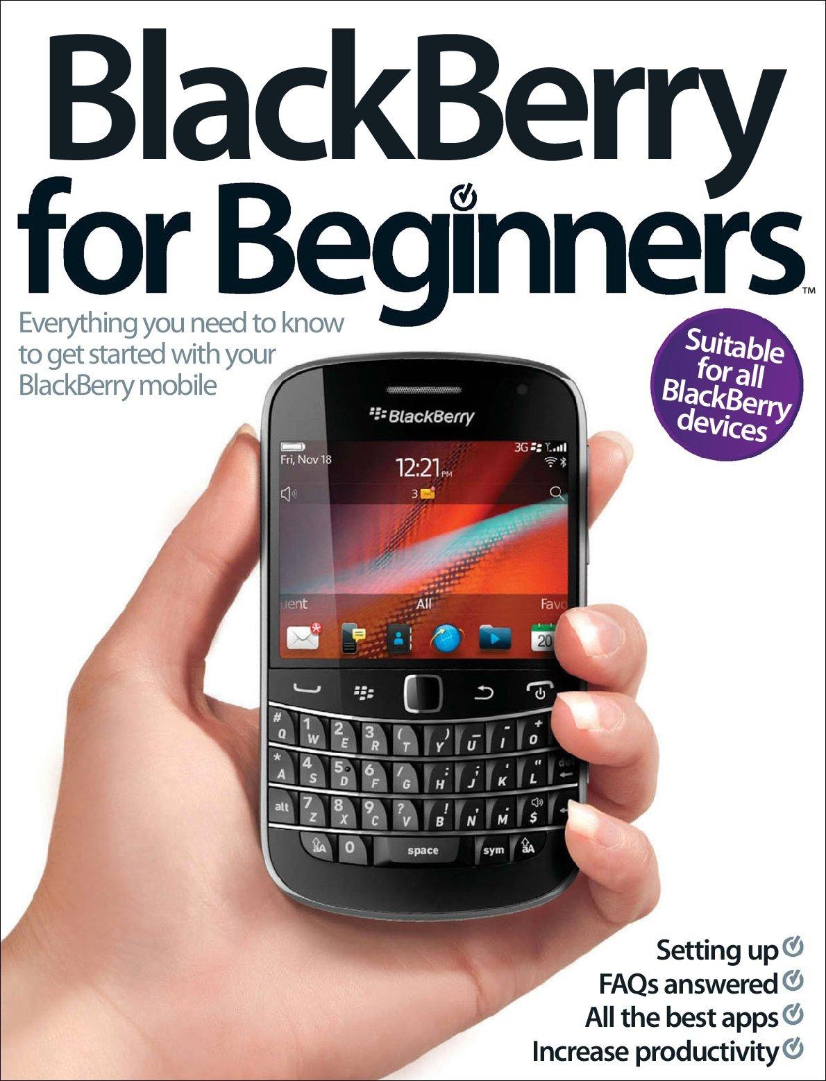 Blackberry for Beginners (Digital)