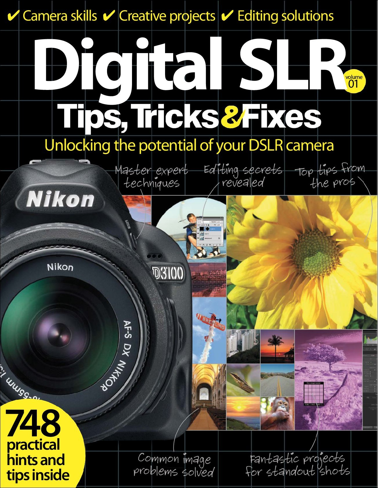 Digital SLR Tips Tricks Fixes Digital