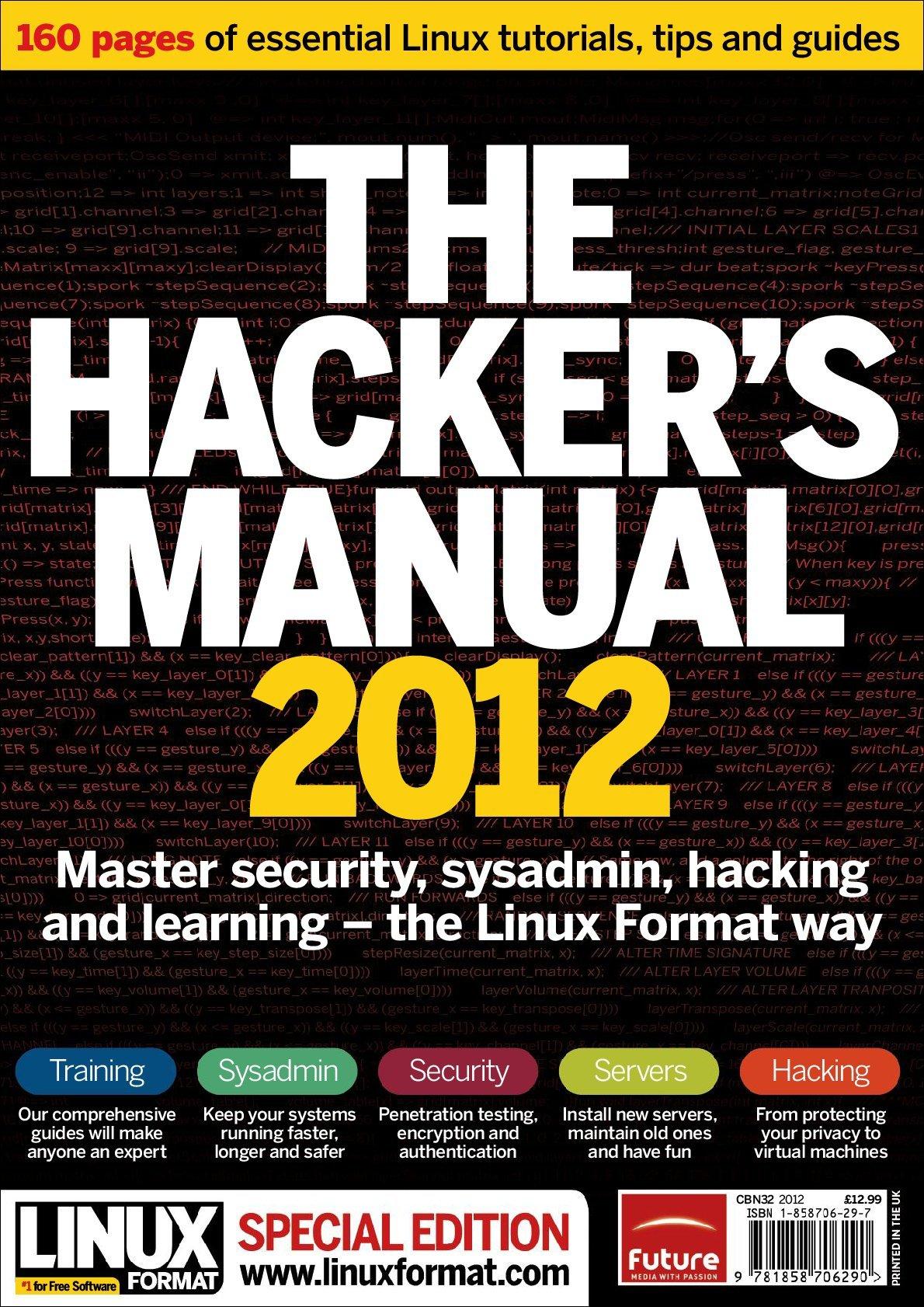 The Hackers Manual Digital
