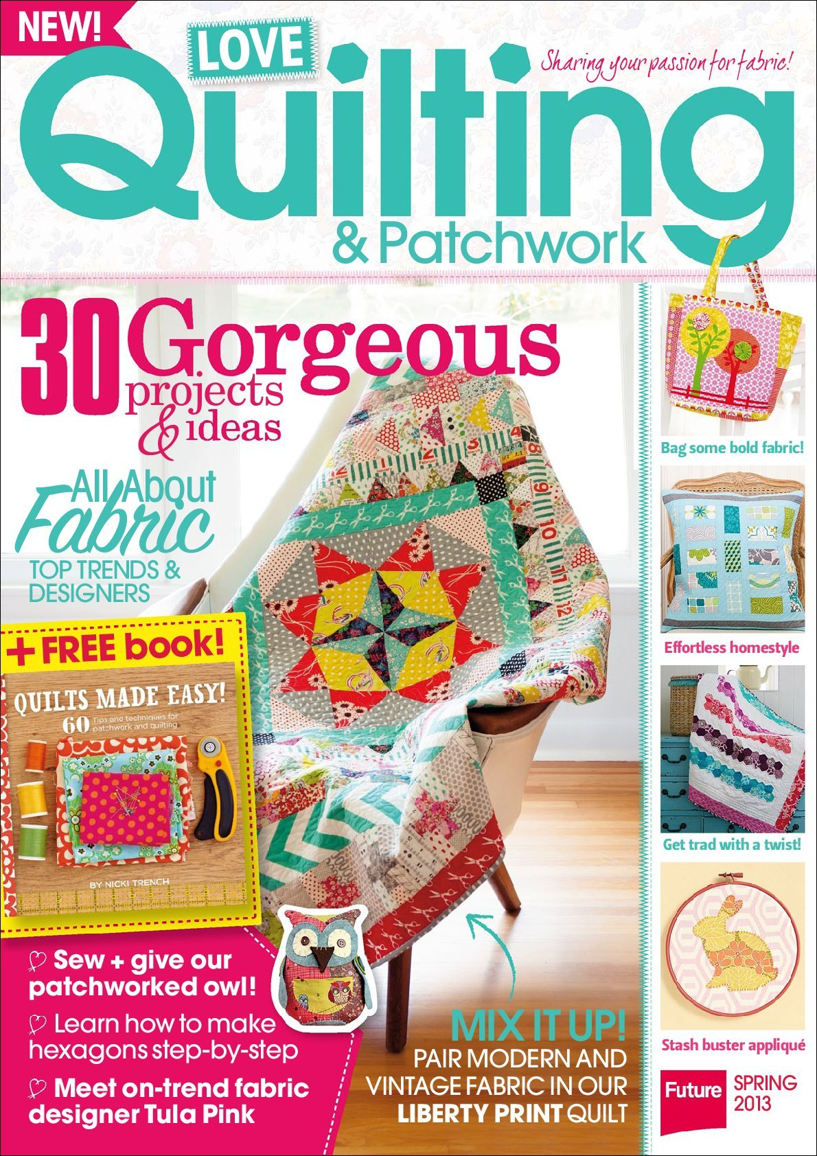 Love Quilting and Patchwork Digital