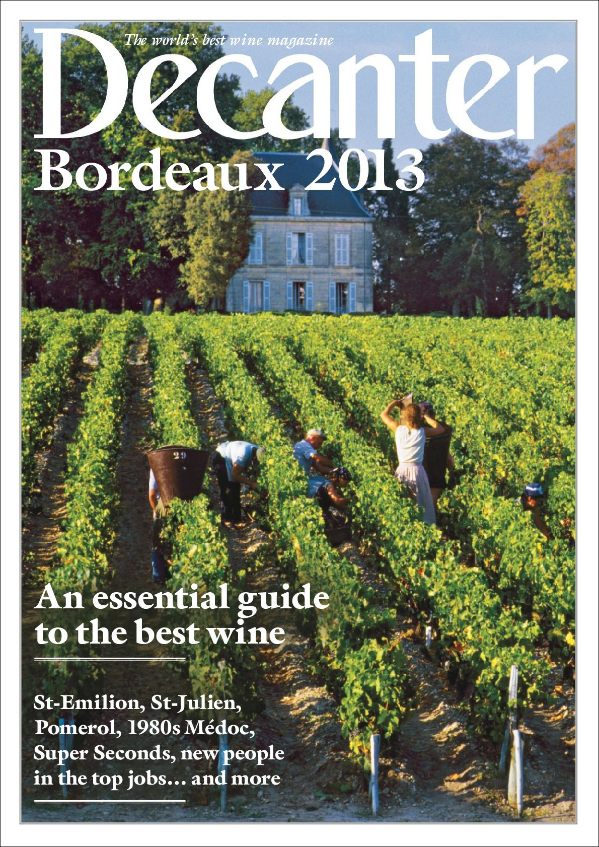 Decanter Bordeaux 2013 (Digital)