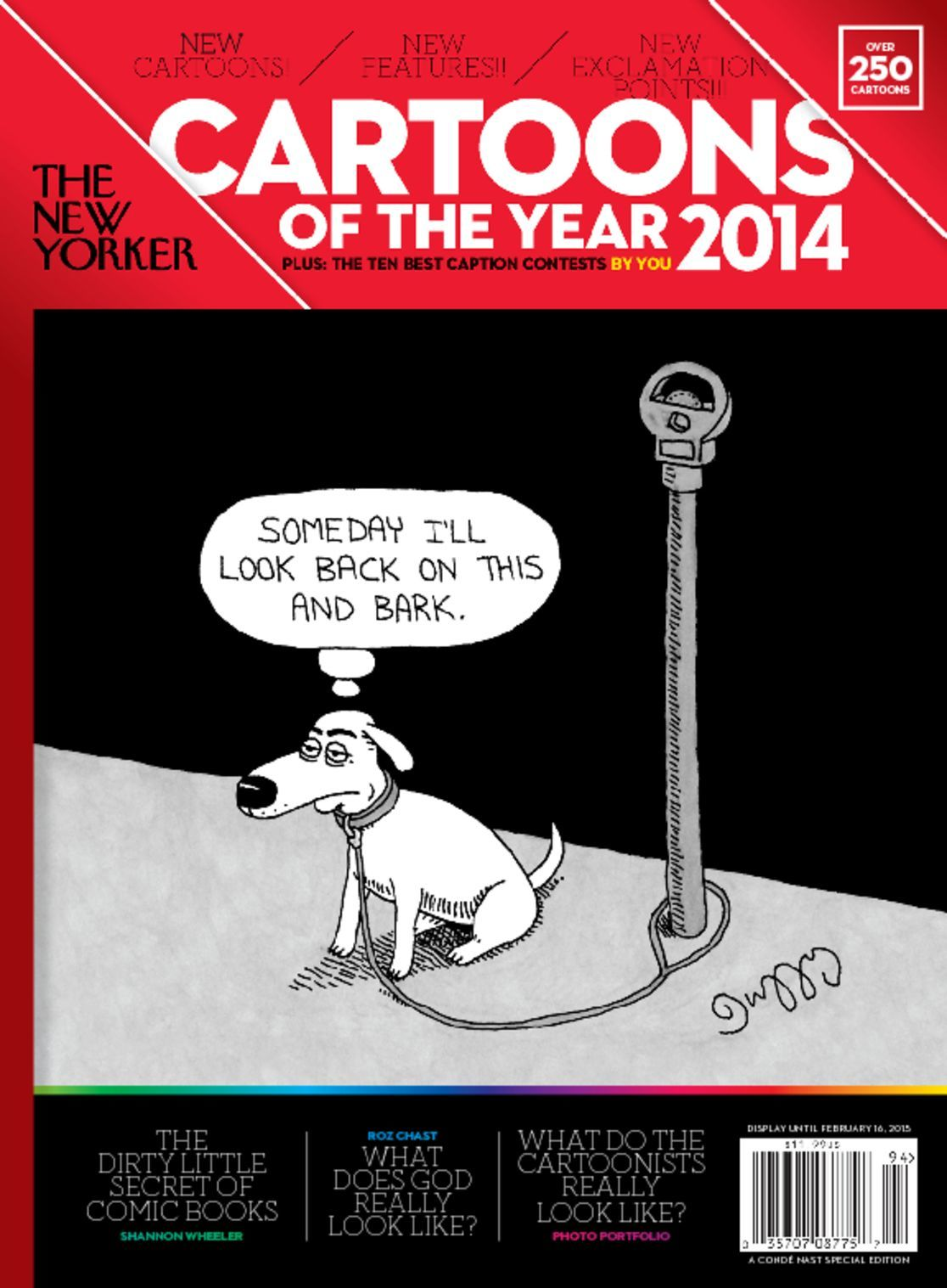 The New Yorker Cartoons of the Year Digital