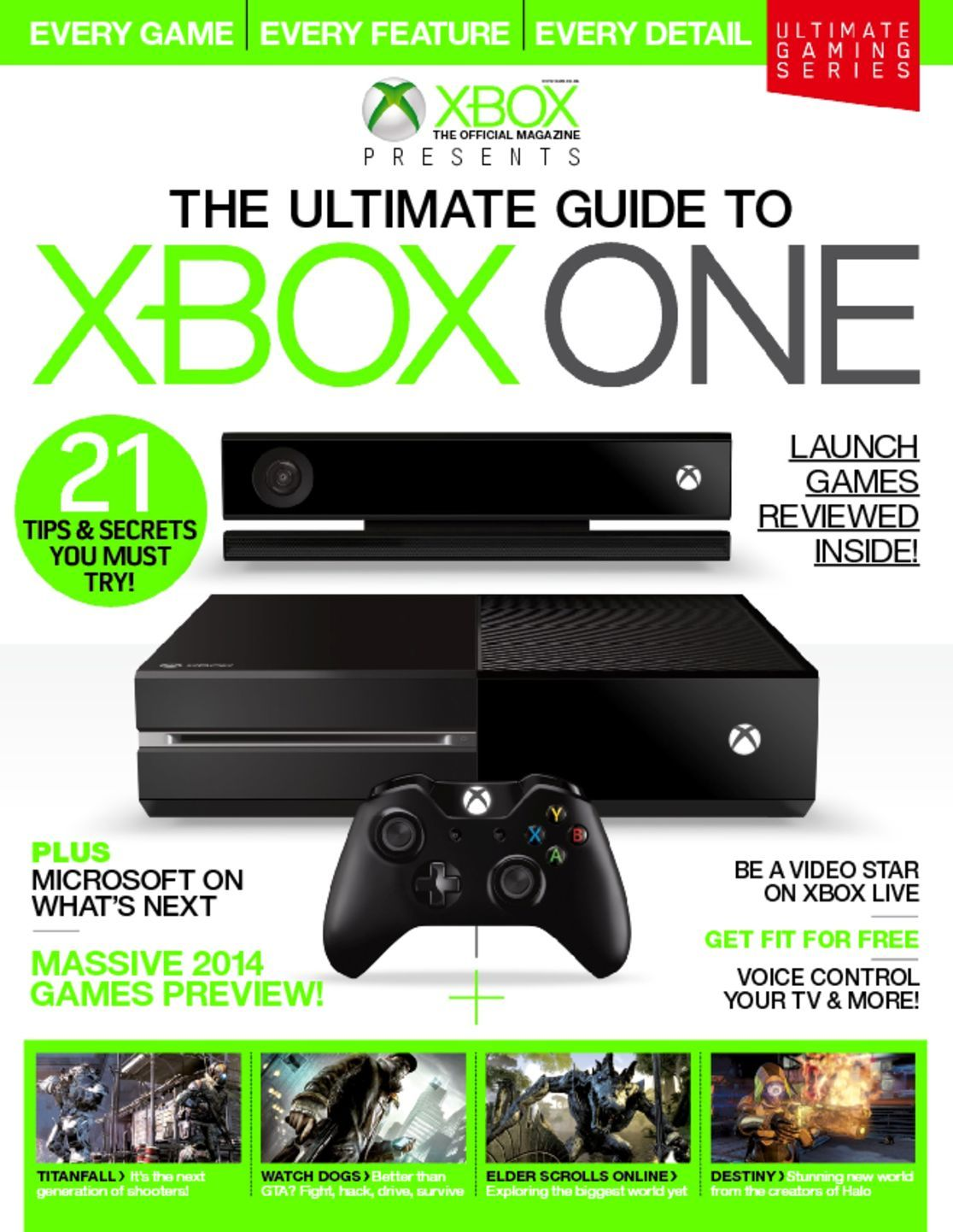 The ultimate guide to xbox one magazine digital for Xbox one hunting and fishing games
