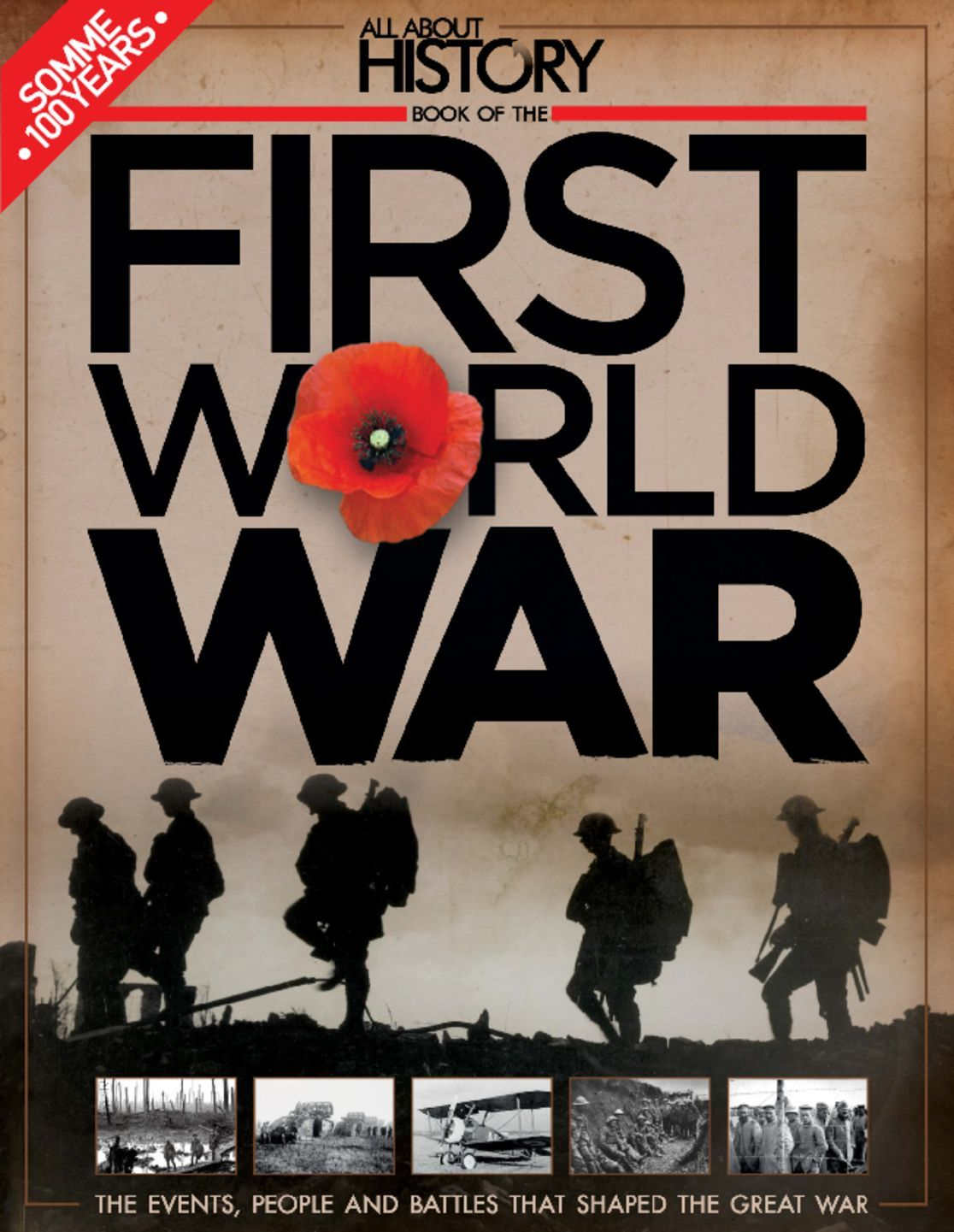 All About History Book Of The First World War Digital