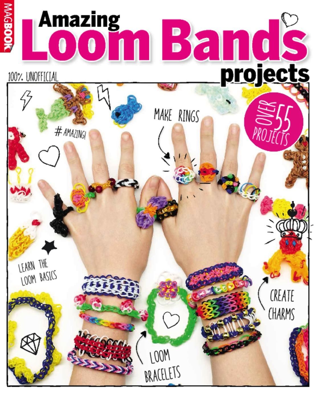 Amazing Loom Band Projects Digital
