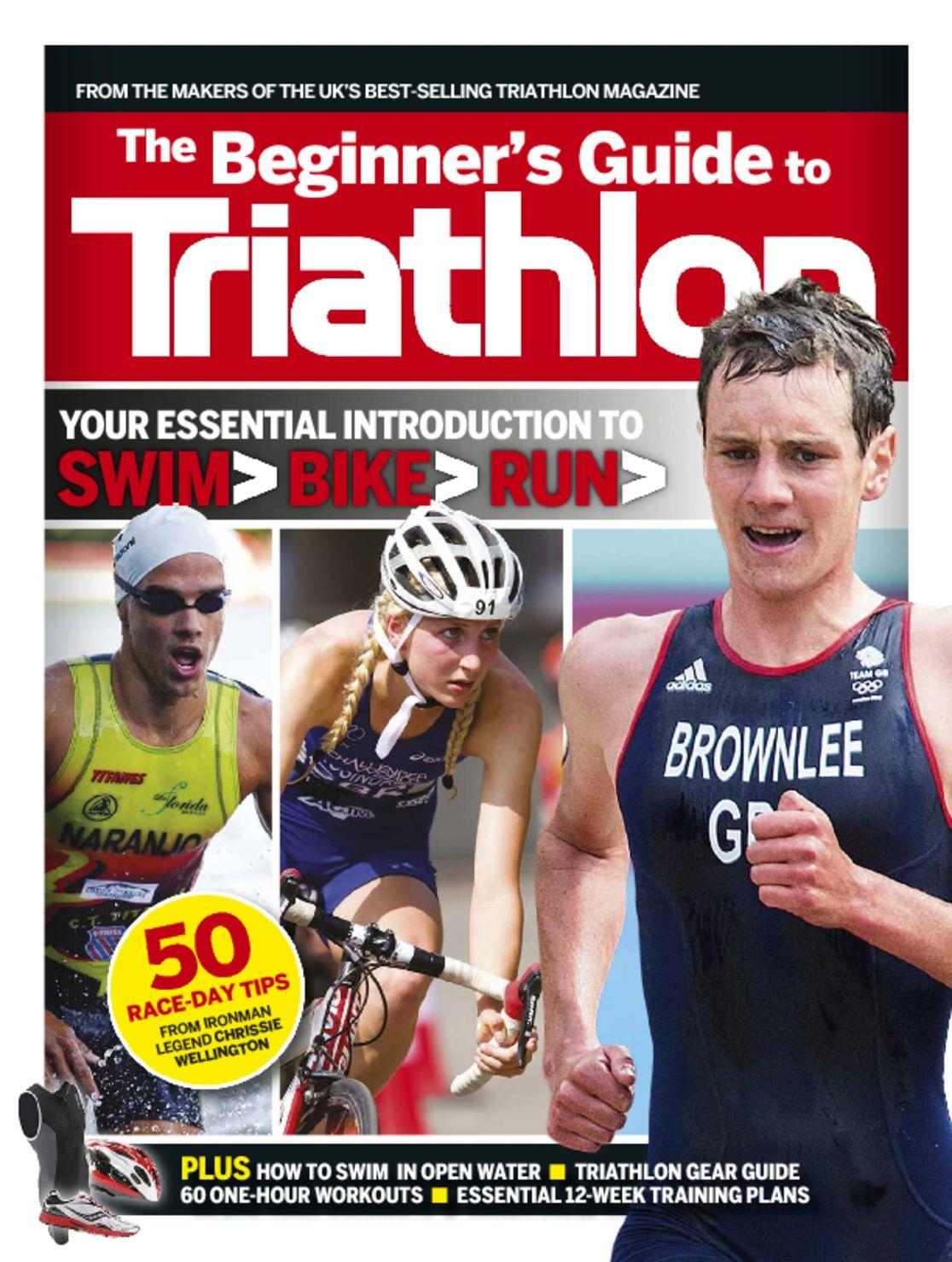 220 Triathlon presents the Beginners Guide to Triathlon Digital