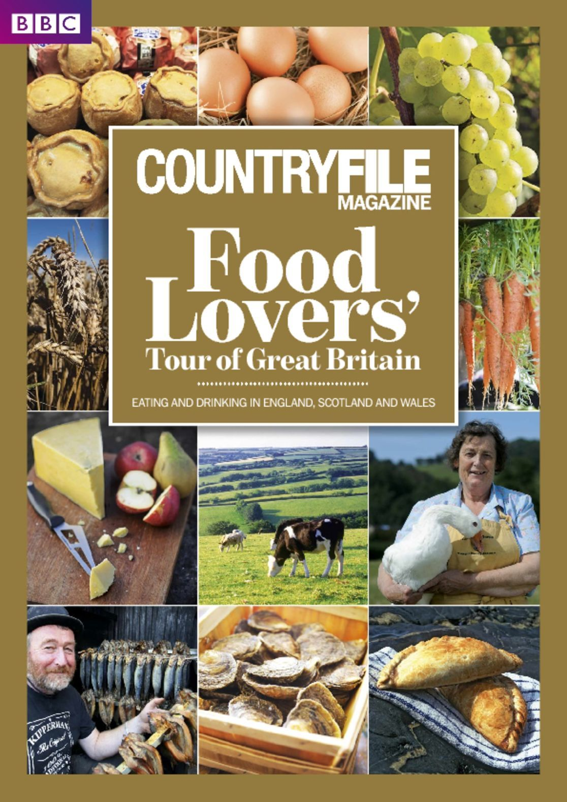 BBC Countryfile Magazine presents The Food Lovers' Tour of Great Britain (Digital)