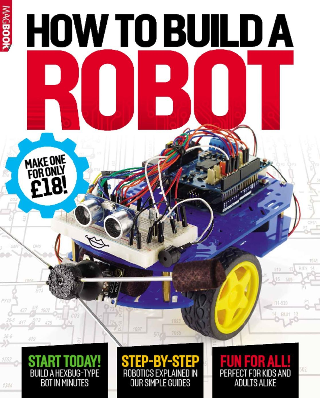 how to build a robot To actually build more robots you will want to expand into robotic technologies and then begin production this can take some time so be patient and always, always consider offering robots equal rights.