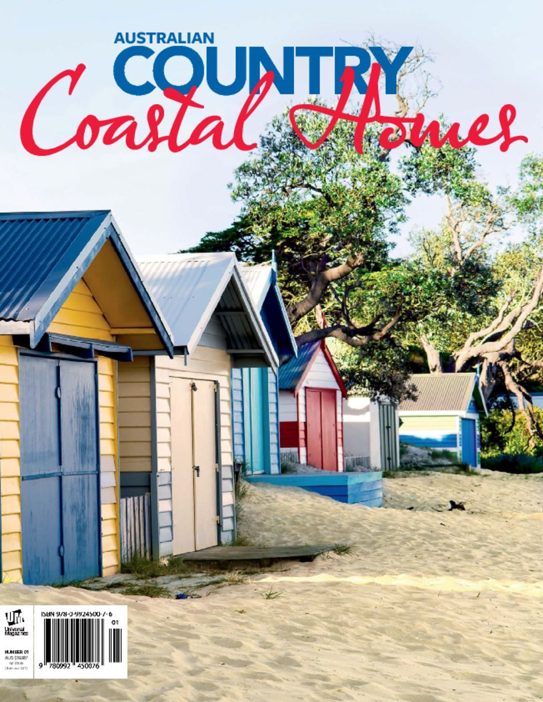 Australian Country Coastal Homes Digital