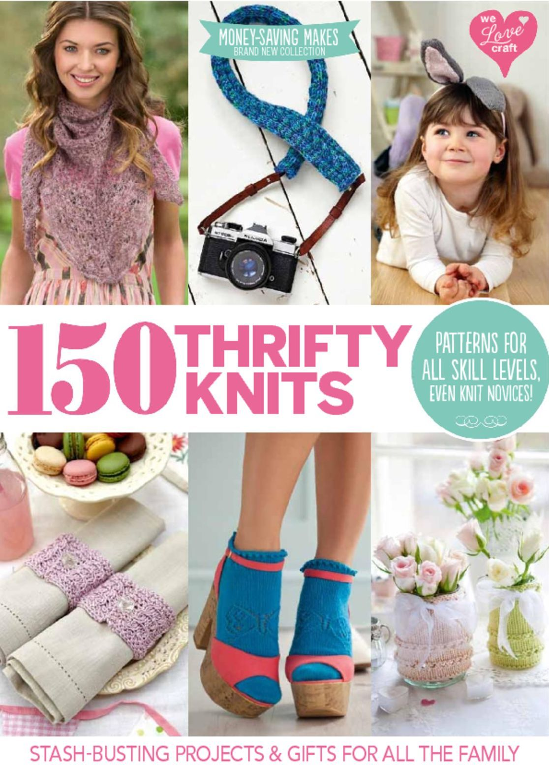 150 Thrifty Knits Digital