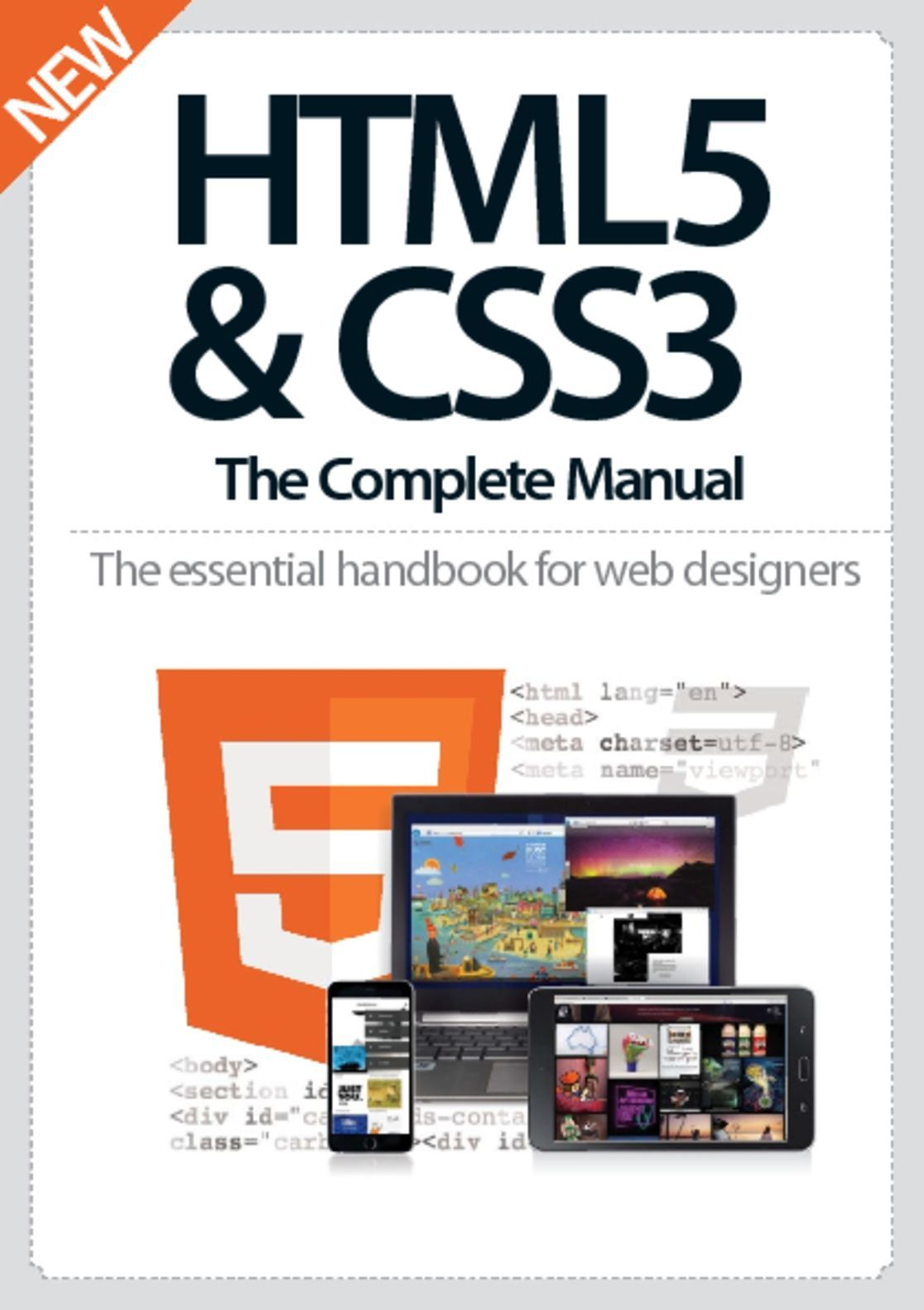 HTML5 & CSS3 The Complete Manual (Digital)