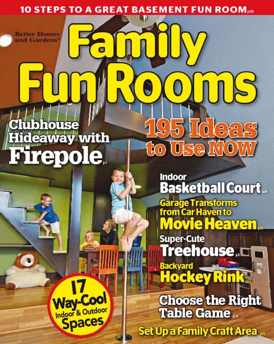 Americas Best Family Fun Rooms 2014 Digital