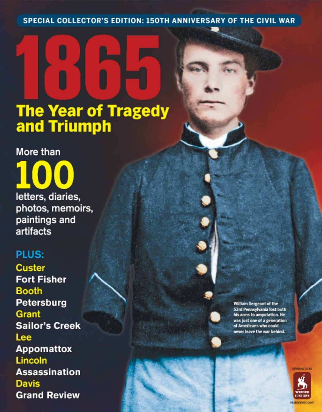 1865 The Year of Tragedy and Triumph Digital