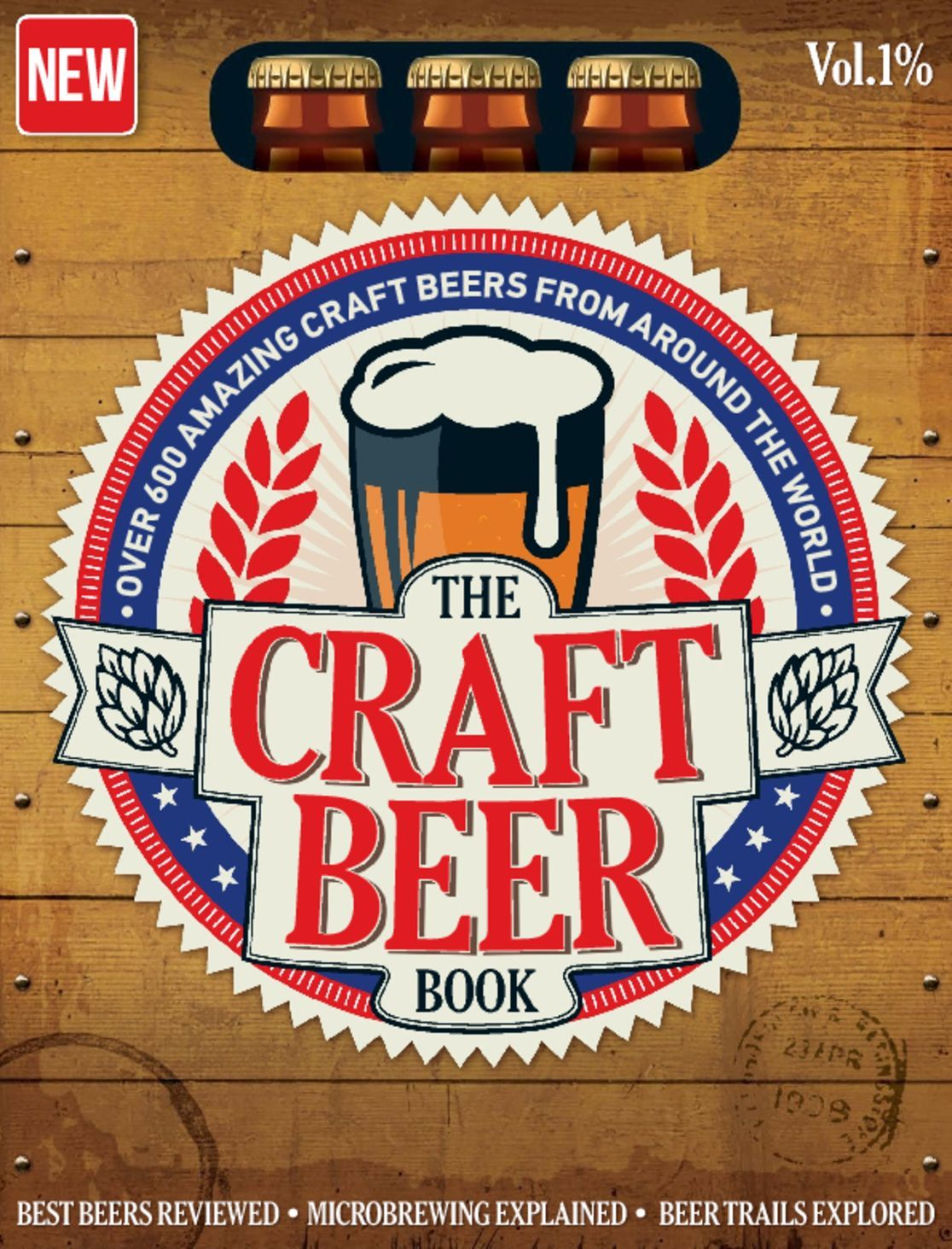 Book Cover Craft Beer Festival : The craft beer book magazine digital discountmags