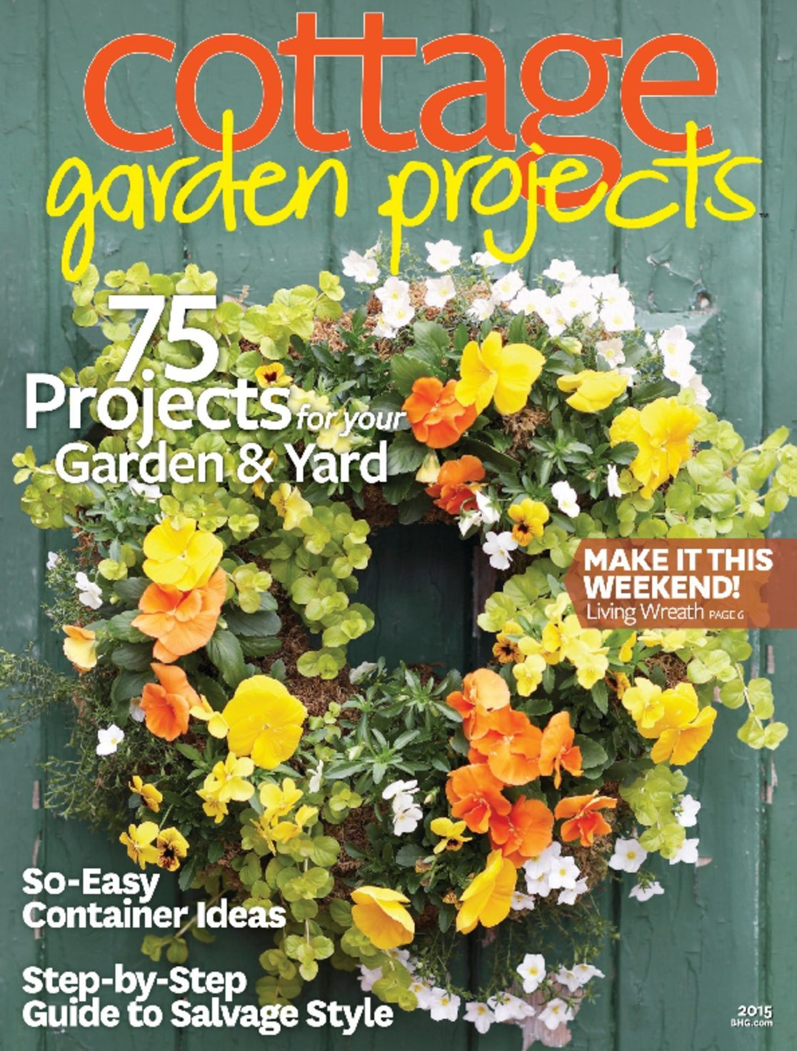 Cottage Garden Projects Digital