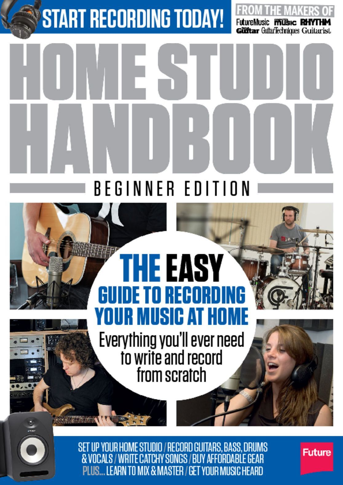 Home Studio Handbook Beginner Edition Digital