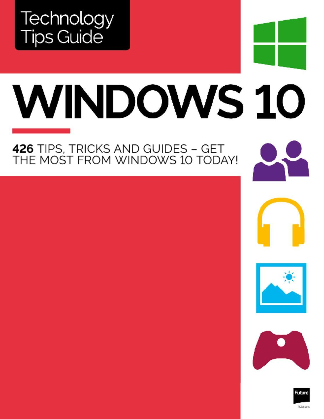 Windows 10 Technology Tips Guide (Digital)