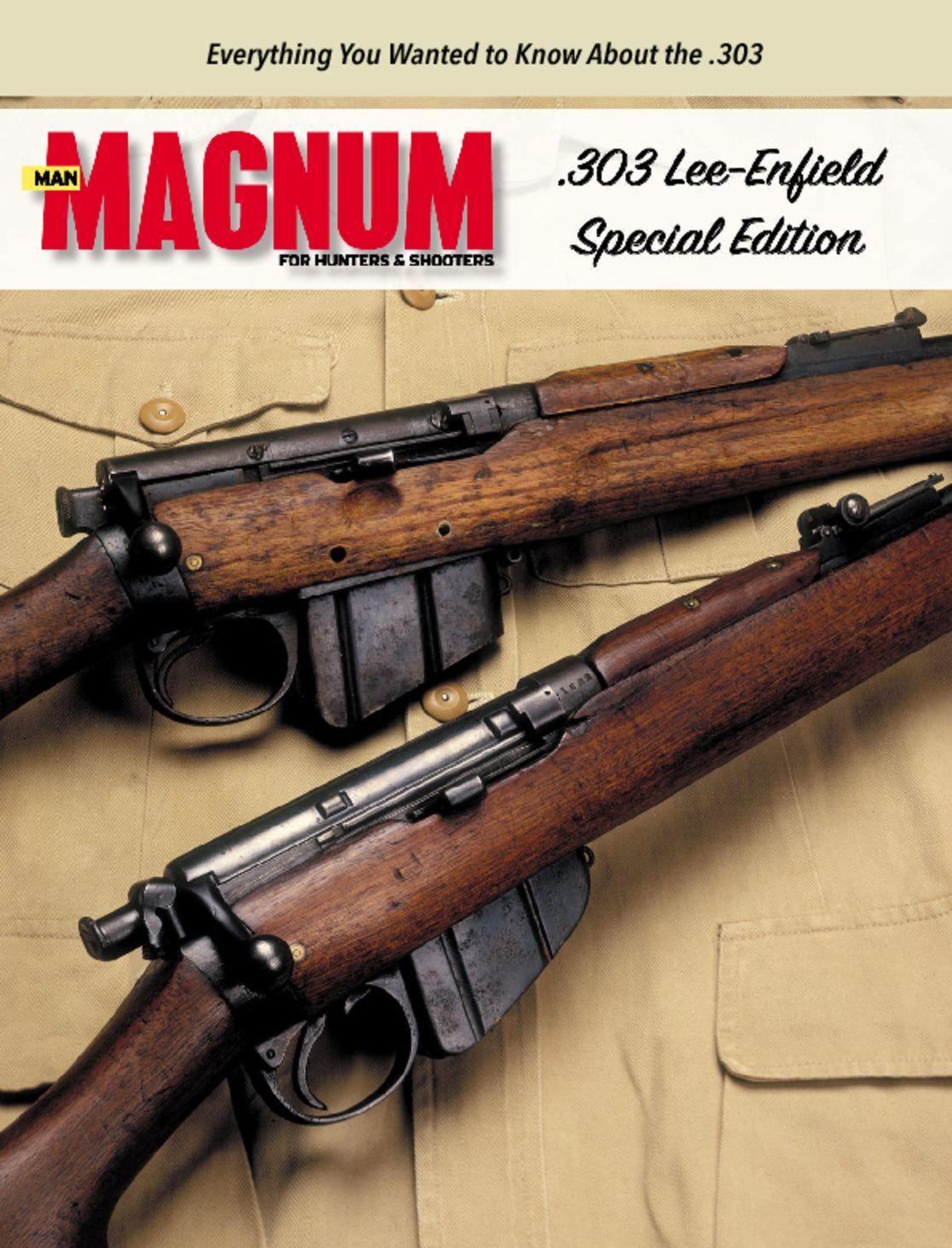Man Magnum 303 Digital