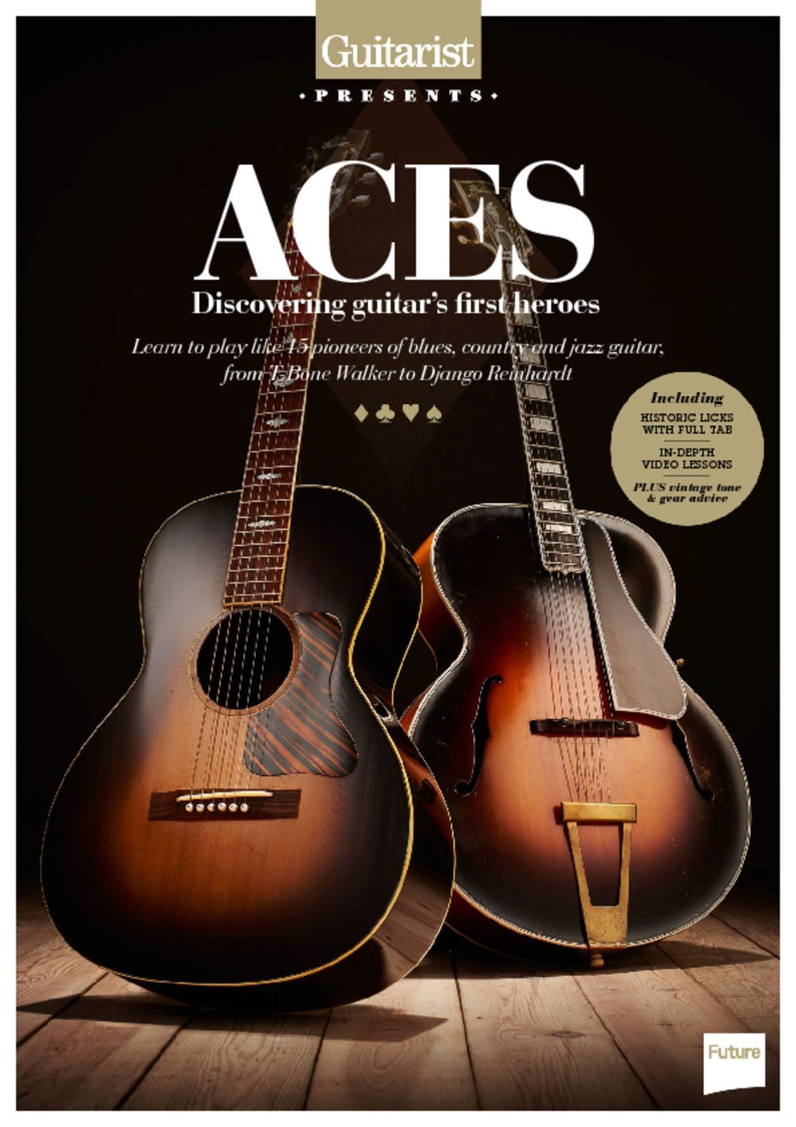 Aces Discovering Guitars First Heroes Digital