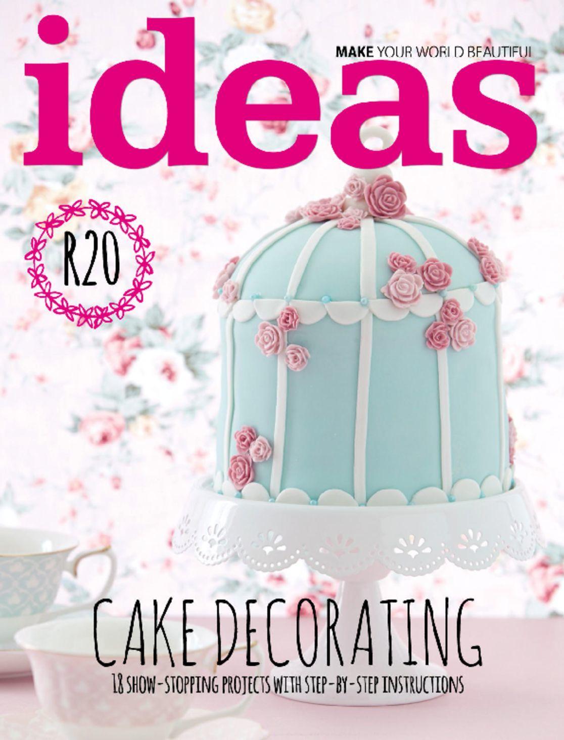 Ideas Cake Decorating Magazine Digital Discountmags Com