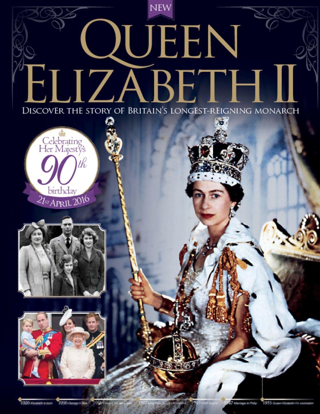 Queen Elizabeth II Digital