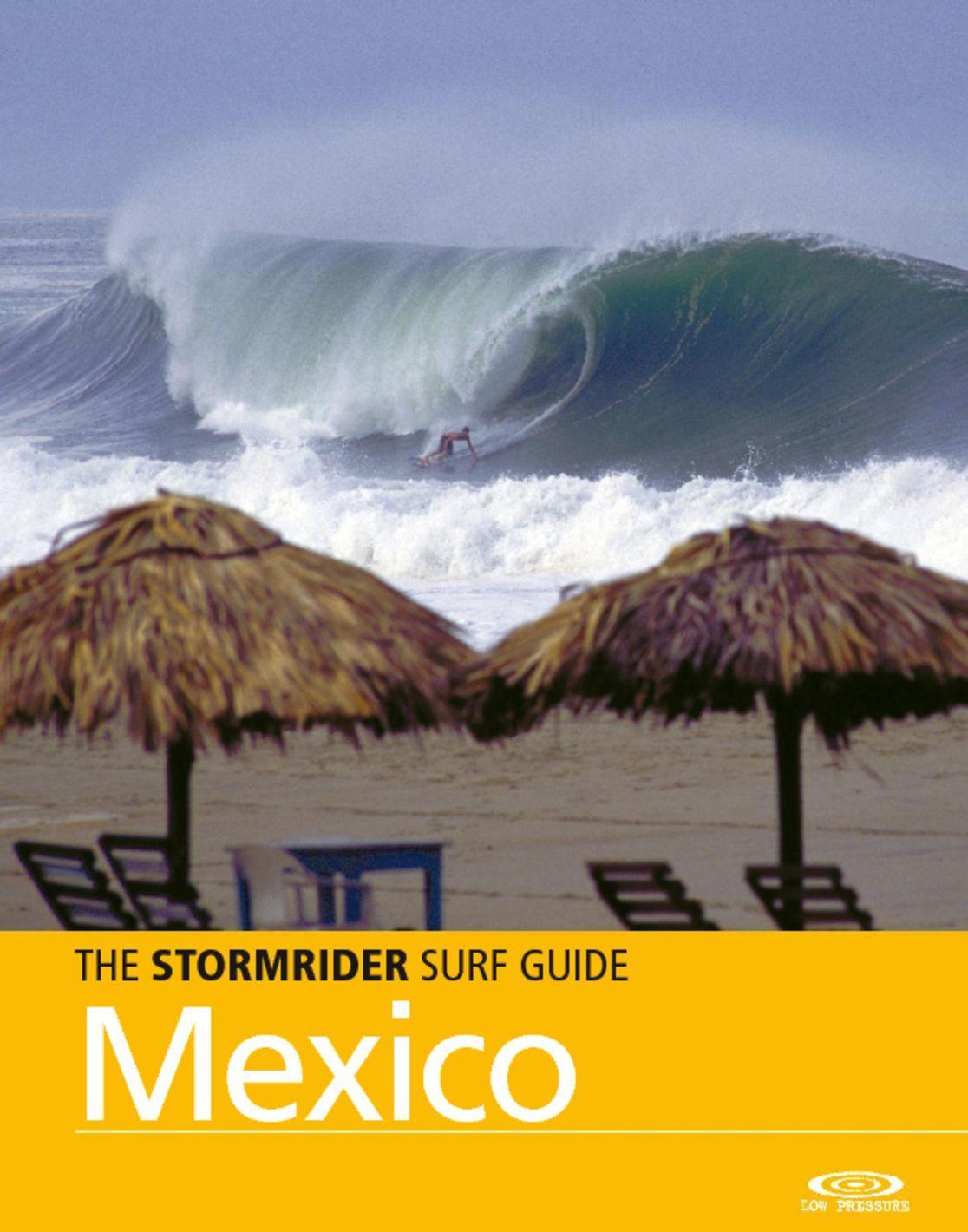 The Stormrider Surf Guide Mexico Digital