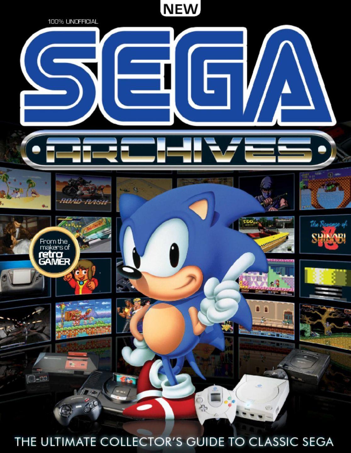 Sega Archives Digital