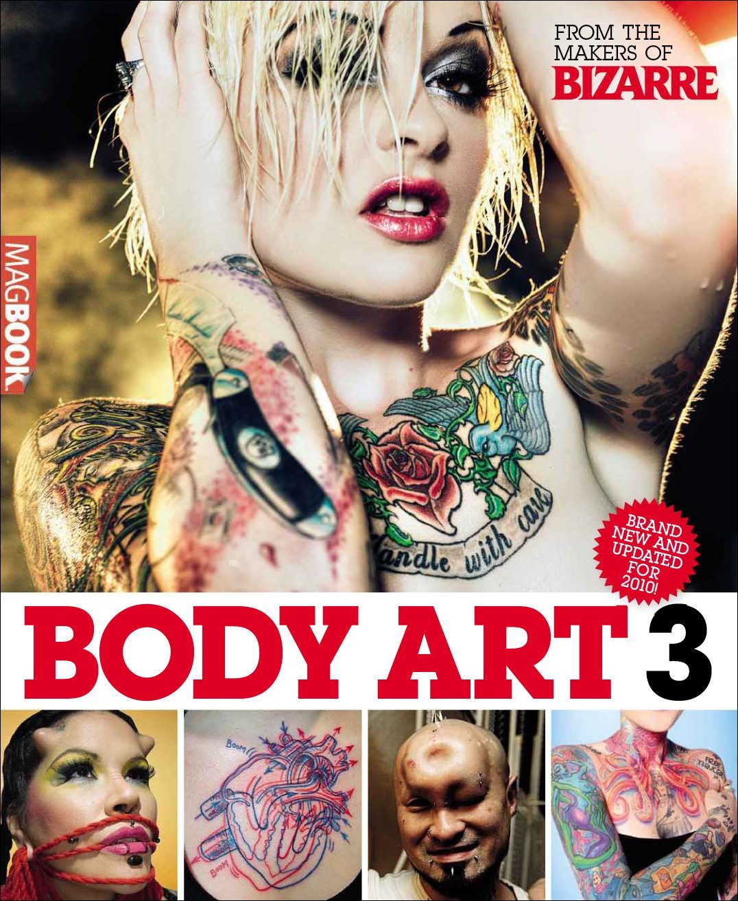 Bizarre Body Art 3 Digital