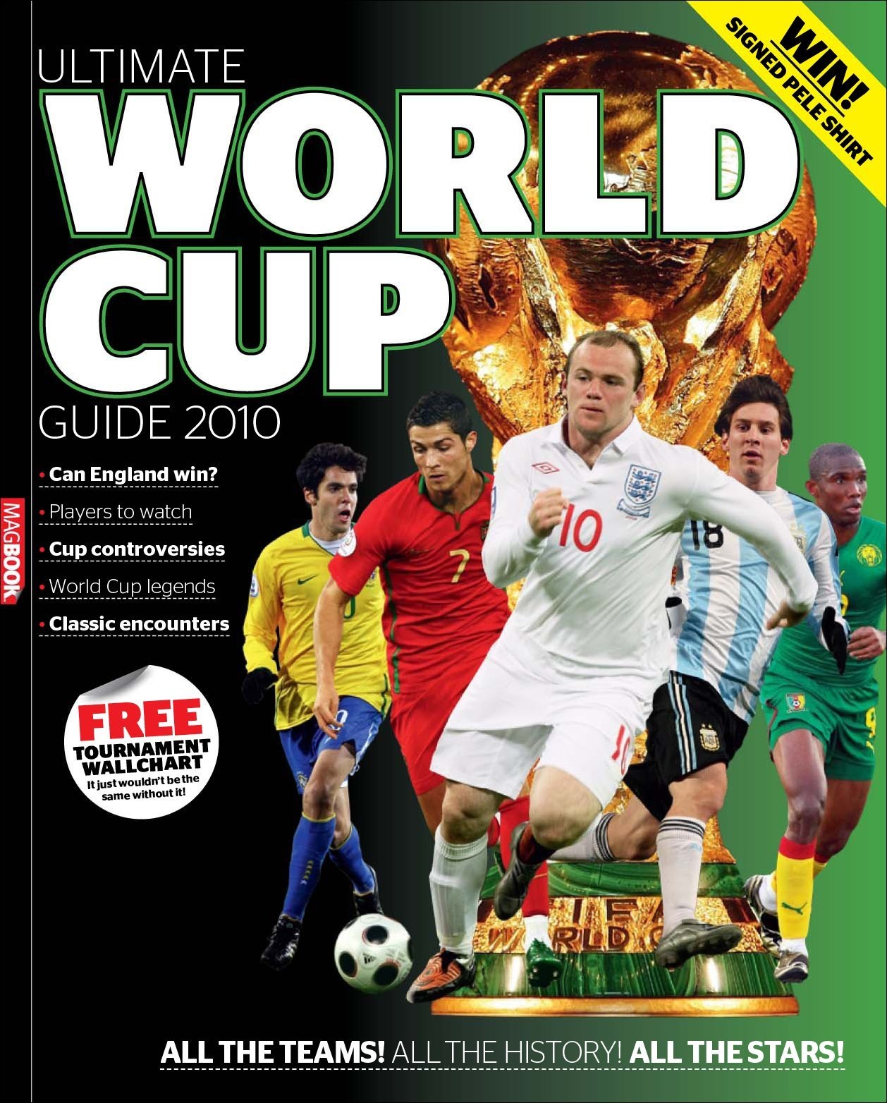 The Ultimate World Cup Guide 2010 Magazine (Digital) - DiscountMags.com e815c3ae0