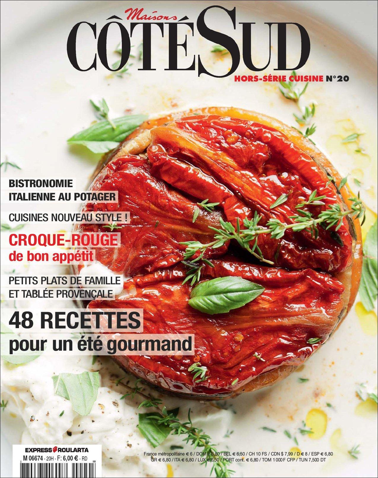Cot sud hors s rie magazine digital for Hors serie cuisine